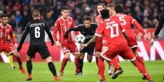 Groep B: Bayern klopt PSG maar komt twee goals tekort