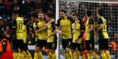 Groep H: Borussia bereikt Europa League ondanks nederlaag