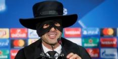 """'Zorro' Fonseca: """"Dit is mijn grappigste persconferentie ooit"""""""