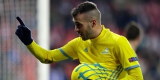 Groep A: Astana meldt zich in knock-outfase Europa League