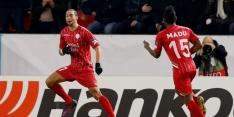 Zulte eindigt boven Vitesse dankzij zege op Lazio