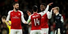 Groep H: Arsenal haalt uit, ook Rode Ster verder
