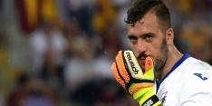 Video: flater van Sampdoria-keeper Viviano tegen Cagliari