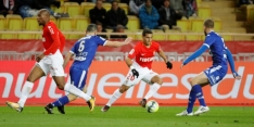 Monaco nipt langs Troyes ondanks twee goals Suk