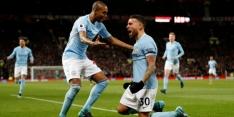 City deelt tik uit aan United en komt elf punten los