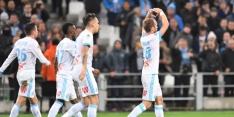 Buitenland: ruime zege Marseille, Anderlecht onderuit