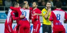 FC Utrecht boekt minimale zege in verregend Venlo