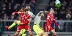 Bayern wint moeizaam, Schalke naar plaats twee