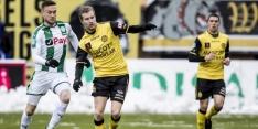 Gustafson vertrekt komende zomer bij Feyenoord