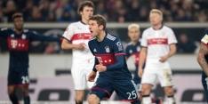 Bayern dankt Ulreich na nipte zege, Schalke 04 gelijk