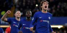 Chelsea voert druk op United op, ook Arsenal wint
