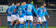 Napoli grijpt koppositie na zege op Torino