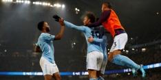 Manchester City rekent overtuigend af met Tottenham