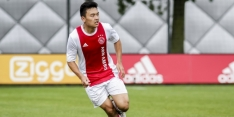 Ajax bindt jeugdinternational Jasper ter Heide tot 2021