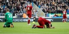 De Liverpool-achterhoede geldt als de onterechte zondebok