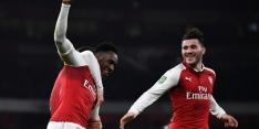[BUITENLAND]: Arsenal, Napoli en Schalke bekeren verder