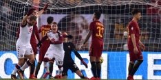 Torino knikkert Strootman en Roma uit bekertoernooi