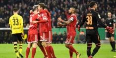Bayern ook in DFB Pokal te sterk voor Dortmund