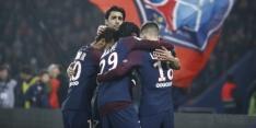 Winst PSG en Monaco, El Ghazi scoort voor Lille
