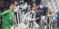 Juventus bekert verder na eenvoudige zege op Genoa