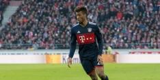 Bayern München deelt nieuw contract uit aan Coman