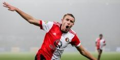 """Van Persie maakt meteen  indruk bij Feyenoord: """"Een grootheid"""""""