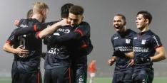NEC haalt uit, hattrick Cassierra bij zege Jong Ajax