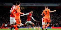 Sterke comeback van Arsenal tegen Liverpool