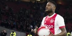 Zieke Zeefuik moet debuut Reiziger bij Ajax laten schieten