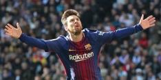 'Messi stond in 2014 voor vertrek naar Chelsea'