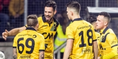 Vechtend NAC pakt belangrijke punten tegen FC Utrecht