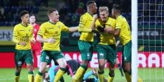 Stokkers helpt Fortuna met hattrick aan play-offticket