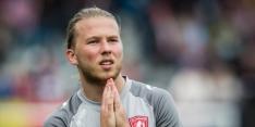 """Van der Lely 'profiteert' van zware blessure Ter Avest: """"Niet blij"""""""