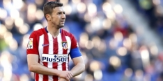 Clubicoon en captain Gabi blijft trouw aan Atlético Madrid