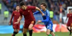 Serie A: Roma morst punten, Benevento wint voor eerste keer