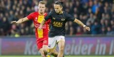 Bij PSG vertrokken Opdam voor minimaal half jaar naar TOP Oss