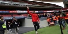 Atlético wint in Spaanse beker, Costa scoort direct bij rentree