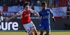 Eerste stunt in FA Cup: Vardy-clubs houden elkaar in evenwicht