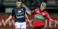 Schuurman wil profiteren van exit Larsson na 'zeldzame blessure'