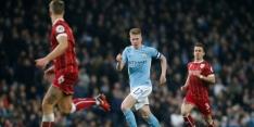 Manchester City rekent pas in blessuretijd af met Bristol