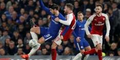 Chelsea moet Morata en Fabregas missen tegen Arsenal