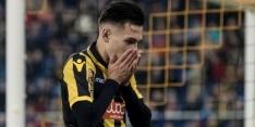 Vitesse laat talent Van Bergen naar sc Heerenveen gaan