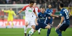 De Jong verliest bij debuut, Augsburg doet goede zaken