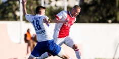 Sierhuis helpt reserves Ajax aan remise tegen Duisburg