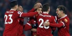 Sterk Liverpool neemt City ongeslagen status af