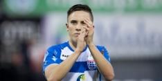 """Zwolle: """"Natuurlijk is het jammer dat het vandaag gebeurt"""""""