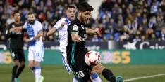 Asensio bezorgt Real Madrid late zege in Copa del Rey