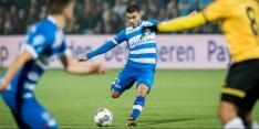 PEC haalt voormalig smaakmaker Saymak terug naar Eredivisie