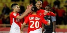 AS Monaco vrij eenvoudig lang tien man Metz