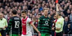 Jørgensen erkent schuld bij rode kaart en kijkt uit naar Van Persie